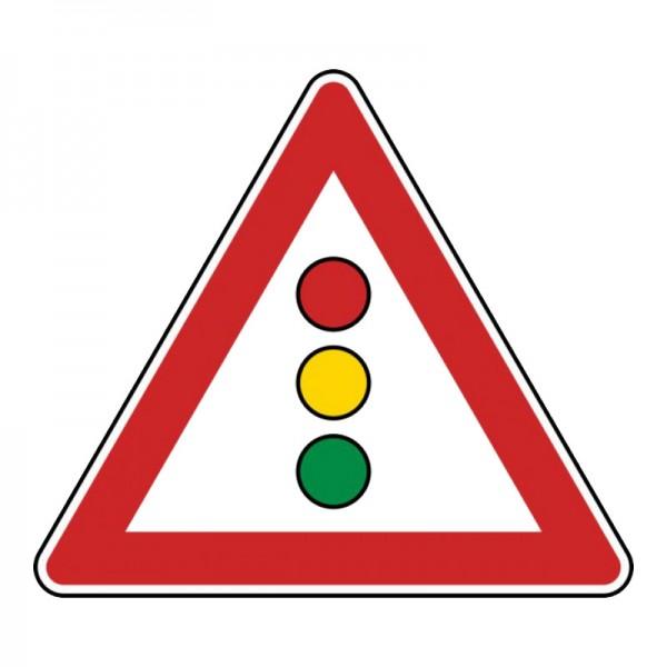 Verkehrszeichen - Lichtzeichenanlage Nr. 131