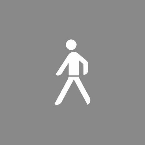 Premark Fußgänger - Thermoplastik