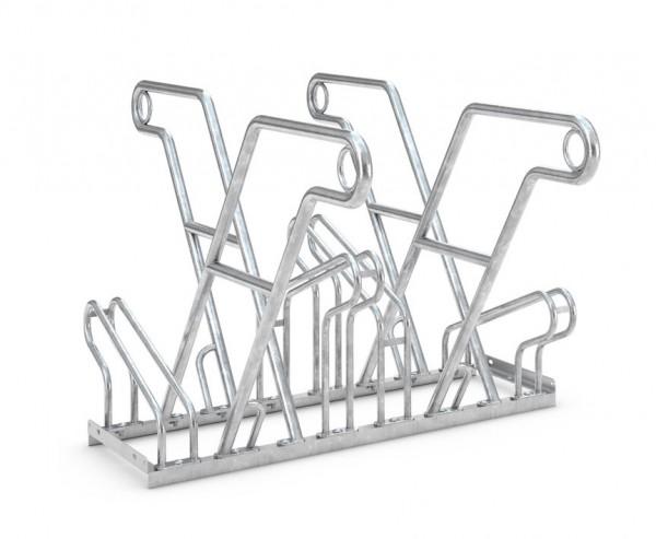 Fahrradständer Ohio - Radabstand 540 mm - zweiseitig