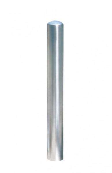 Edelstahlpoller Sinus Ø 108 mm - Kappe poliert