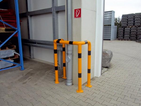 Rammschutz-Doppelbügel - Tiefe 400 mm