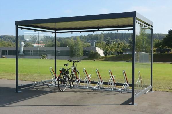 Fahrradüberdachung FS 4