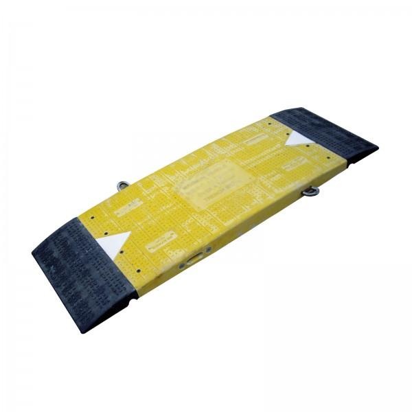 Grabenbrücke aus Kunststoff