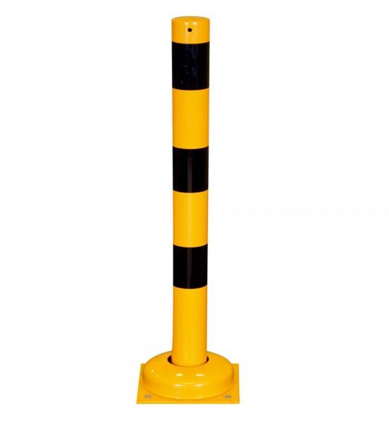Rammschutzpoller Ø 89 mm - anfahrbar