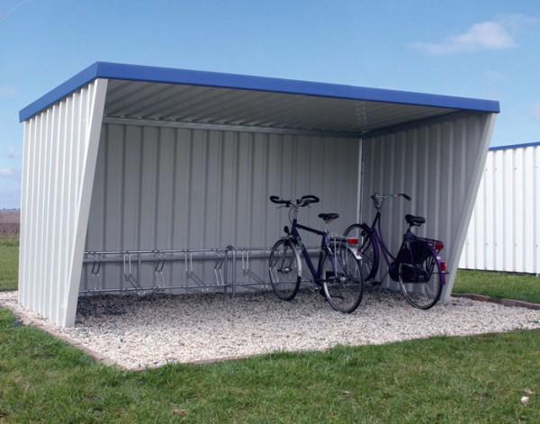 Fahrradüberdachung FS 7