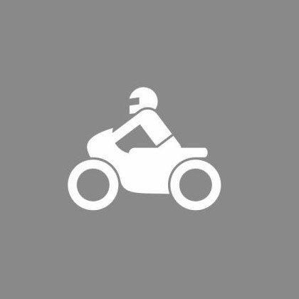 Premark Motorrad - Thermoplastik