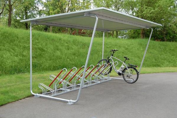 Fahrradüberdachung FS 5