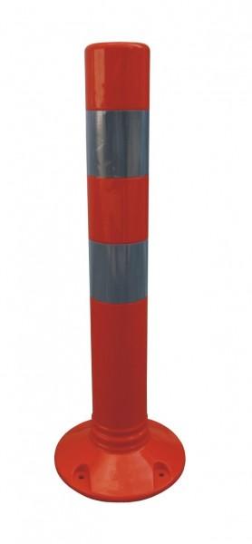 Flexipfosten Ø 80 mm - selbstaufrichtend