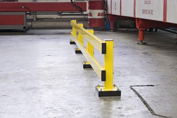 Rammschutz-Planke Strong - anfahrbar