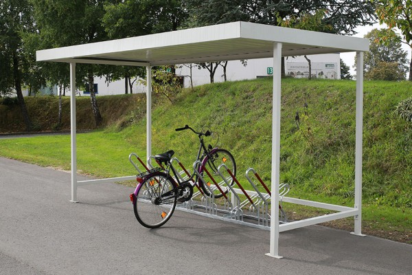 Fahrradüberdachung FS 3