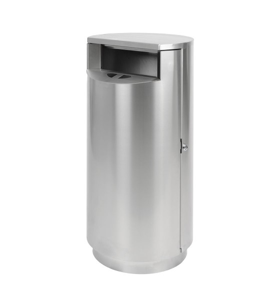 Abfallbehälter Lintrup III - mit Ascher