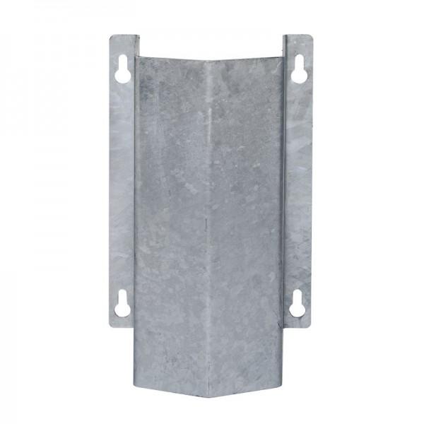 Fallrohrschutz feuerverzinkt (500 mm)