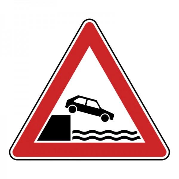 Verkehrszeichen - Ufer Nr. 129