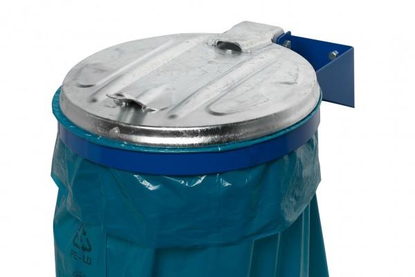 Müllsackhalter - für 120 Liter Abfallsäcke - zur Wandbefestigung