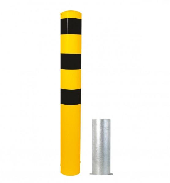 Rammschutzpoller Ø 152 mm - herausnehmbar