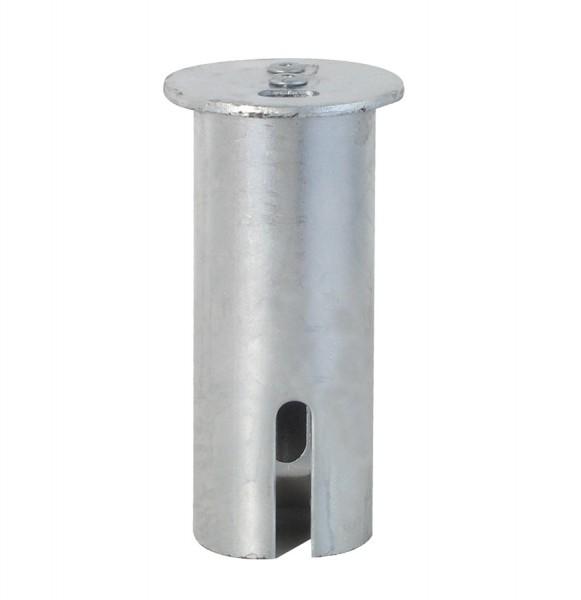 Abdeckkappe Ø 60 mm - abschließbar