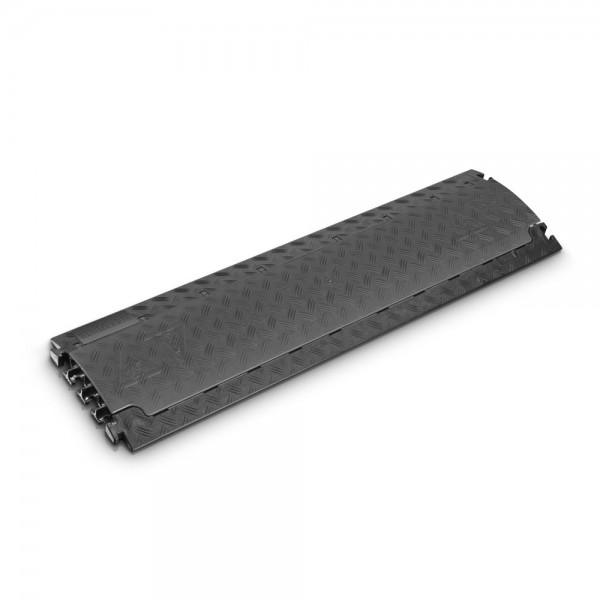 AH Kabelbrücke Nano - 6 Kanäle - schwarz