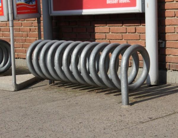 Fahrradständer Linning - Spiralparker