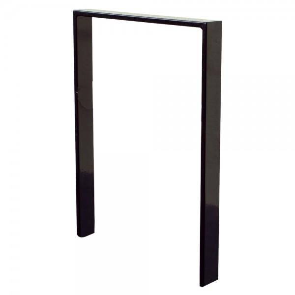 Anlehnbügel Jakob - Flachstahl 80 x 12 mm