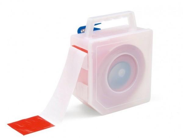 Abrollbox - transparent -