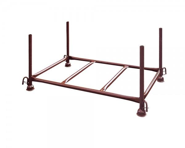 Stapelpalette - Innenmaße 1,50 x 0,87 x 0,60 m