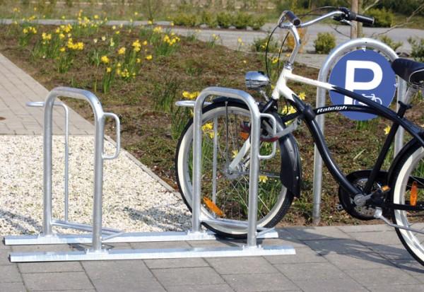 Fahrradständer Kappa - 45°