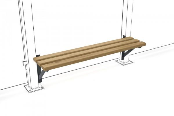 Sitzbank Standard - verschweißt