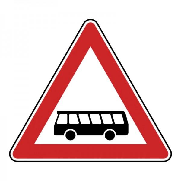 Verkehrszeichen - Kraftomnibusse Nr. 145